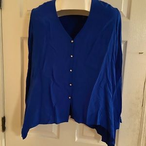 Long sleeve Karen Kane blouse